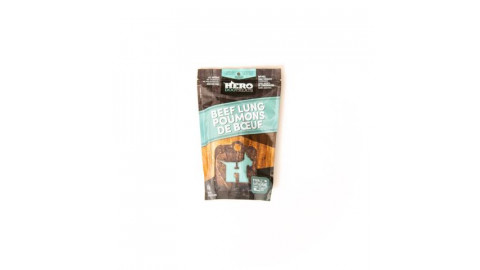 Hero Dog Treats Dehydrated Beef Lung 65g