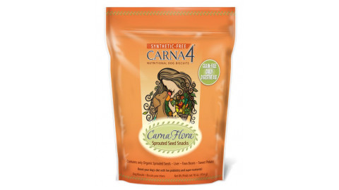 CarnaFlora Sprouted Seed Snacks 16oz