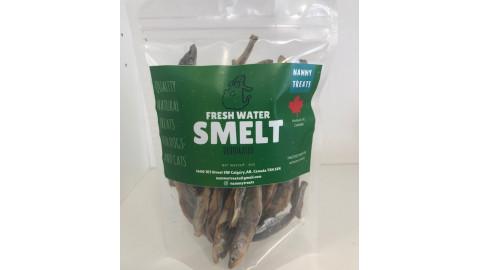 Nammy Treats Fresh Water Smelt 50g
