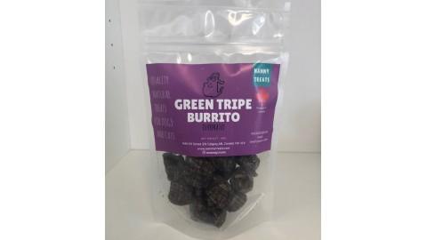 Nammy Treats Green Tripe Burrito 90g