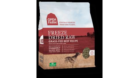 Open Farm Dog Freeze Dried Raw Grass-Fed Beef 13.5 oz