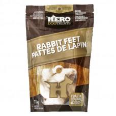 HeroDogTreats™ Rabbit Feet 114g