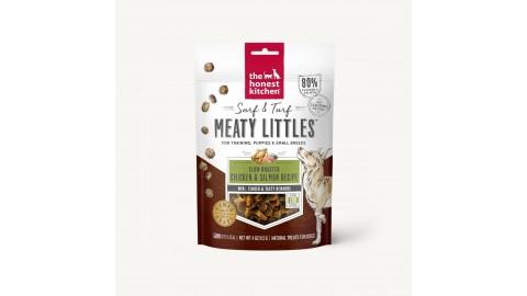 Honest Kitchen Meaty Littles Chicken & Salmon 4oz