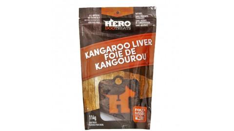 HeroDogTreats™ Kangaroo Liver 114g