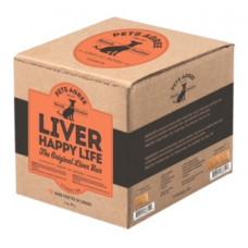 "Pets Agree Liver Bar - 2 lb box (small bars 1.3"")"
