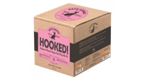 """Pets Agree Salmon Bar - 2 lb box (large bars 3.5"""")"""