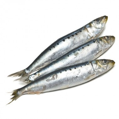 Whole Sardines - 2 lb bag
